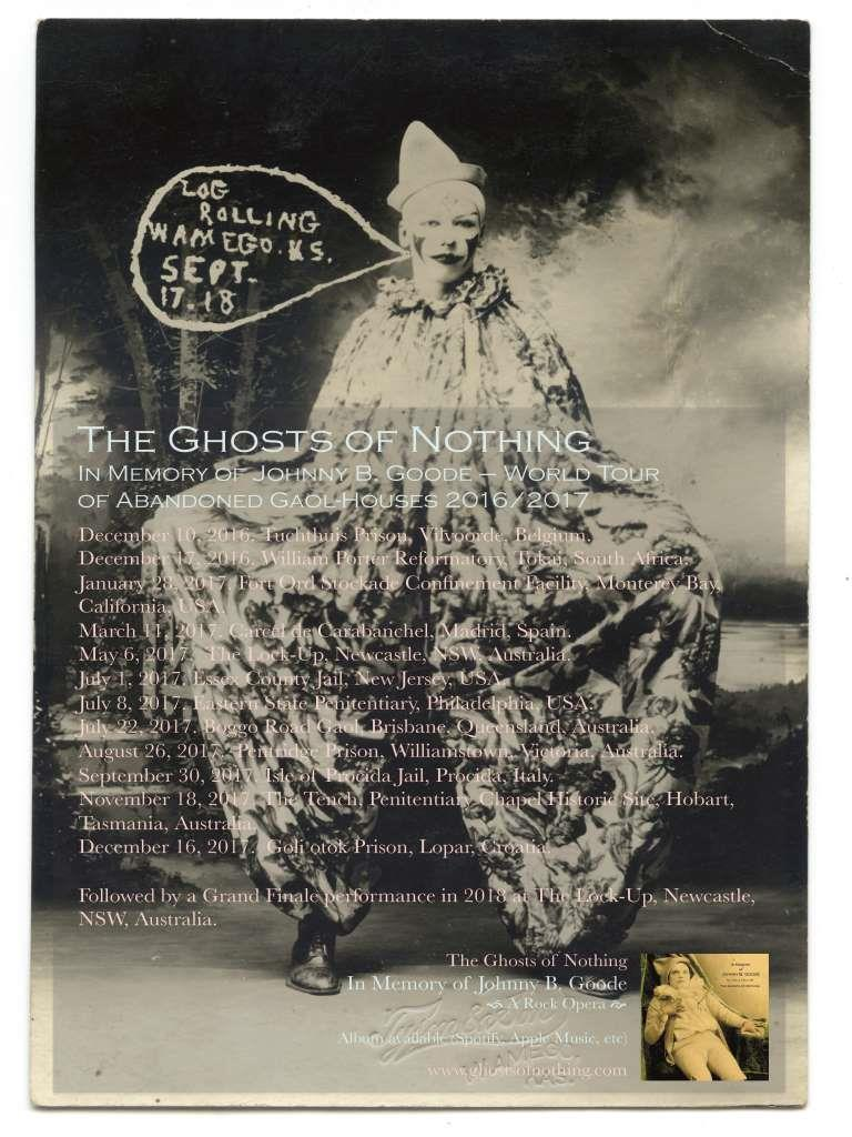 The Ghosts of Nothing