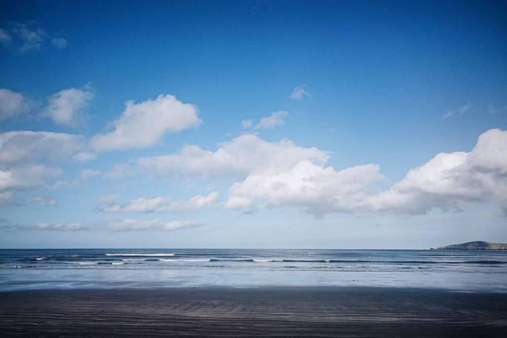 #poppit #Wales #VSCOcam #beach (at Poppit Sands)