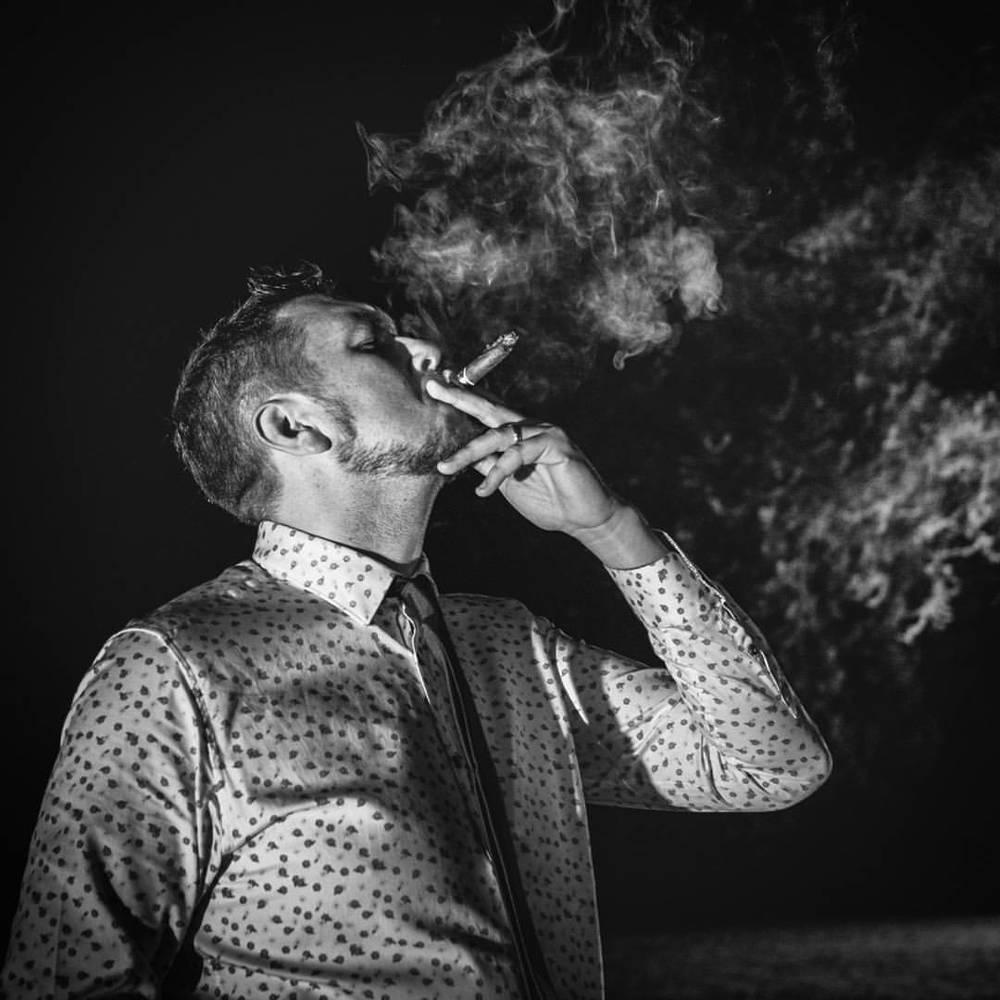 #cigar #wedding #smoke #ocf #vsco