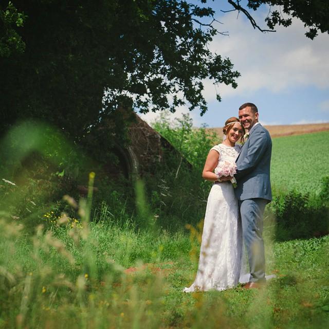 #VSCO #weddingphotography #weddingphotographer #Devon #fields #love