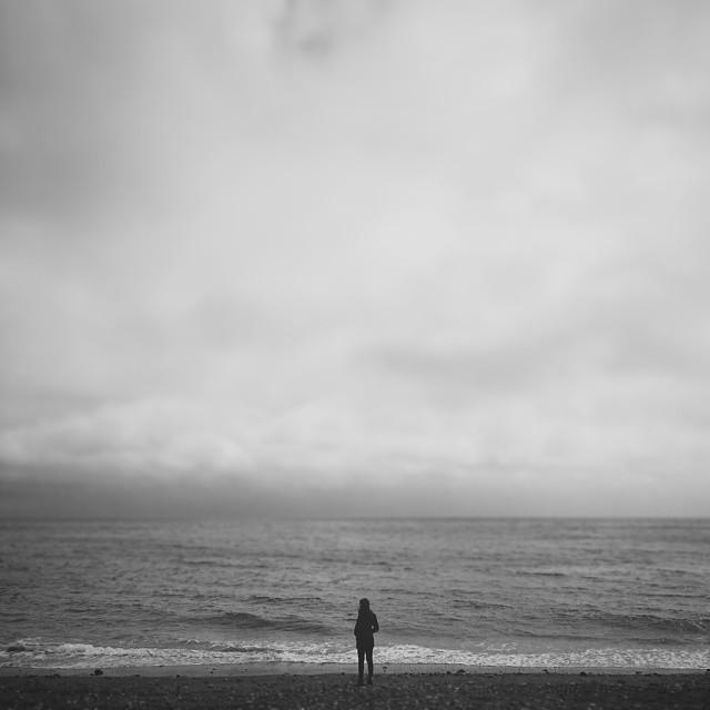 #alone #VSCOcam #mono