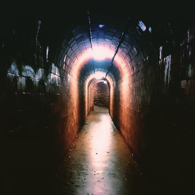 #tunnel #brick #smugglers #VSCOcam #vsco