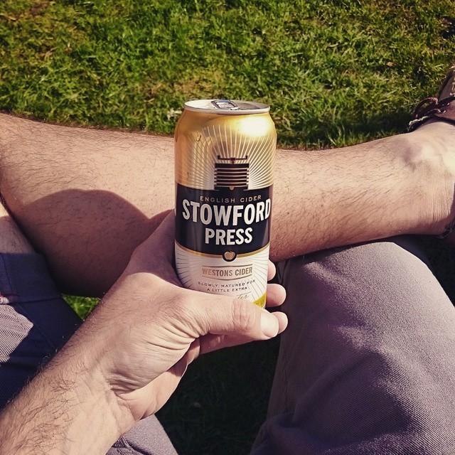 #rugby #5live #garden #sun #cider