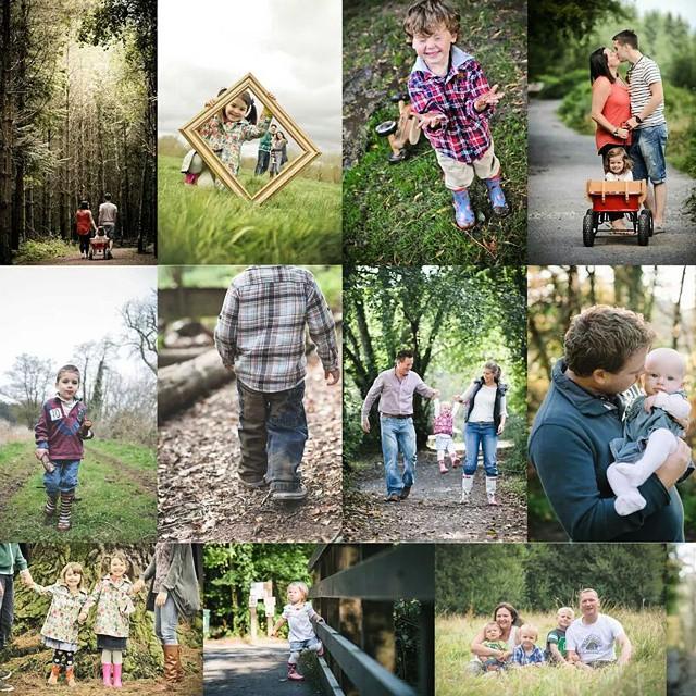 A selection of #family #portraits I shot last year #vsco #nikon
