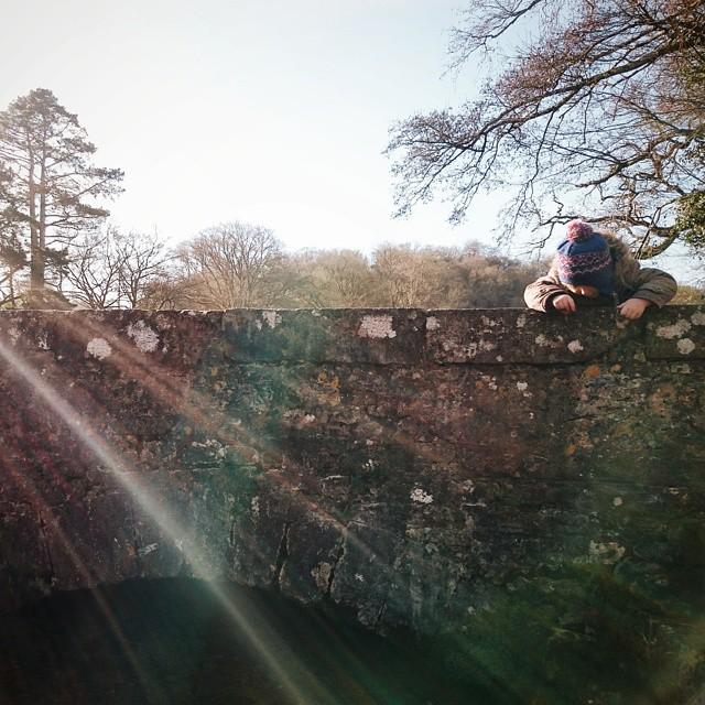 Ed #VSCOcam #bridge #sunrays #son #sony #xperia