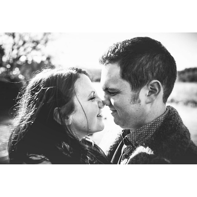 LOVE this photo from todays shoot!!! #vsco #mono #love #noses #cute