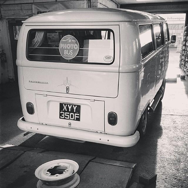 New wheels, back to old skool steelies for me! #campervan #vw #kombi #volkswagan #camper #retro #vintage