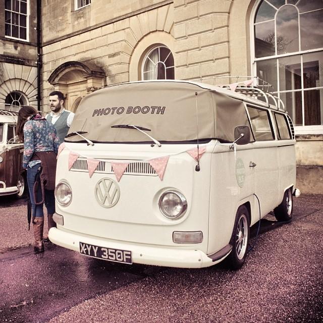 Camper PHOTO BOOTH www.facebook.com/thephotobusbooth #vwcamper #vintage #campervan #kombi #vw #baywindow #photobooth #events #hire #wedding #corperate