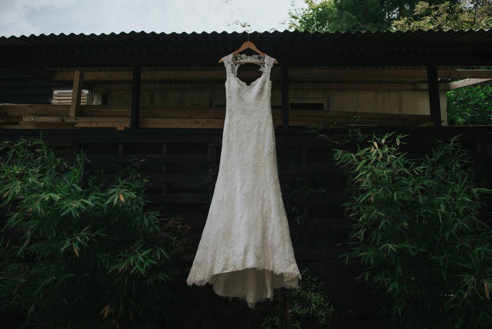 wedding dress wedding photo