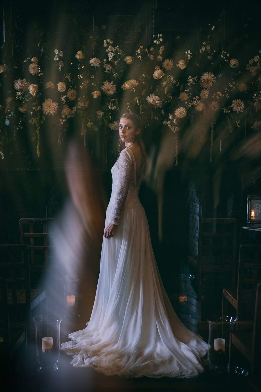 Devon wedding photographer - tawstock court