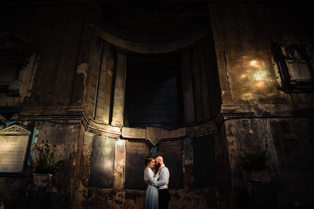 asylum chapel wedding photographer