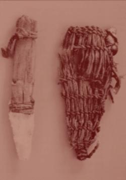 Le couteau en pierre d'Ötzi