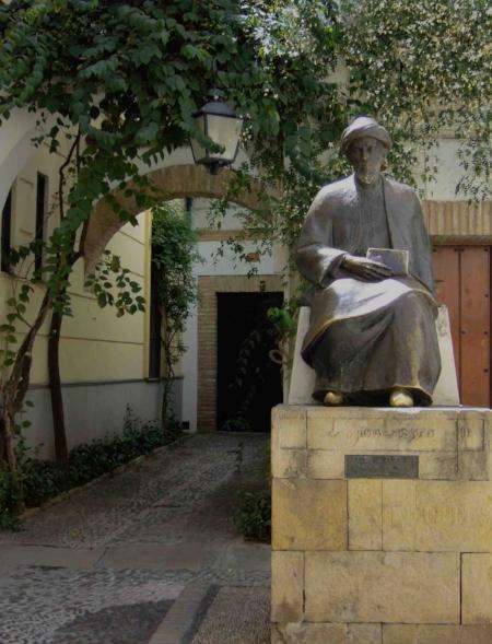 Averroès, célèbre médecin philosophe andalou,musulman de langue arabe.