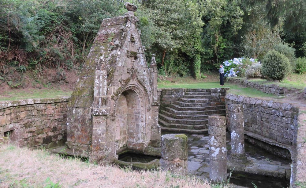 Fontaine bretonne
