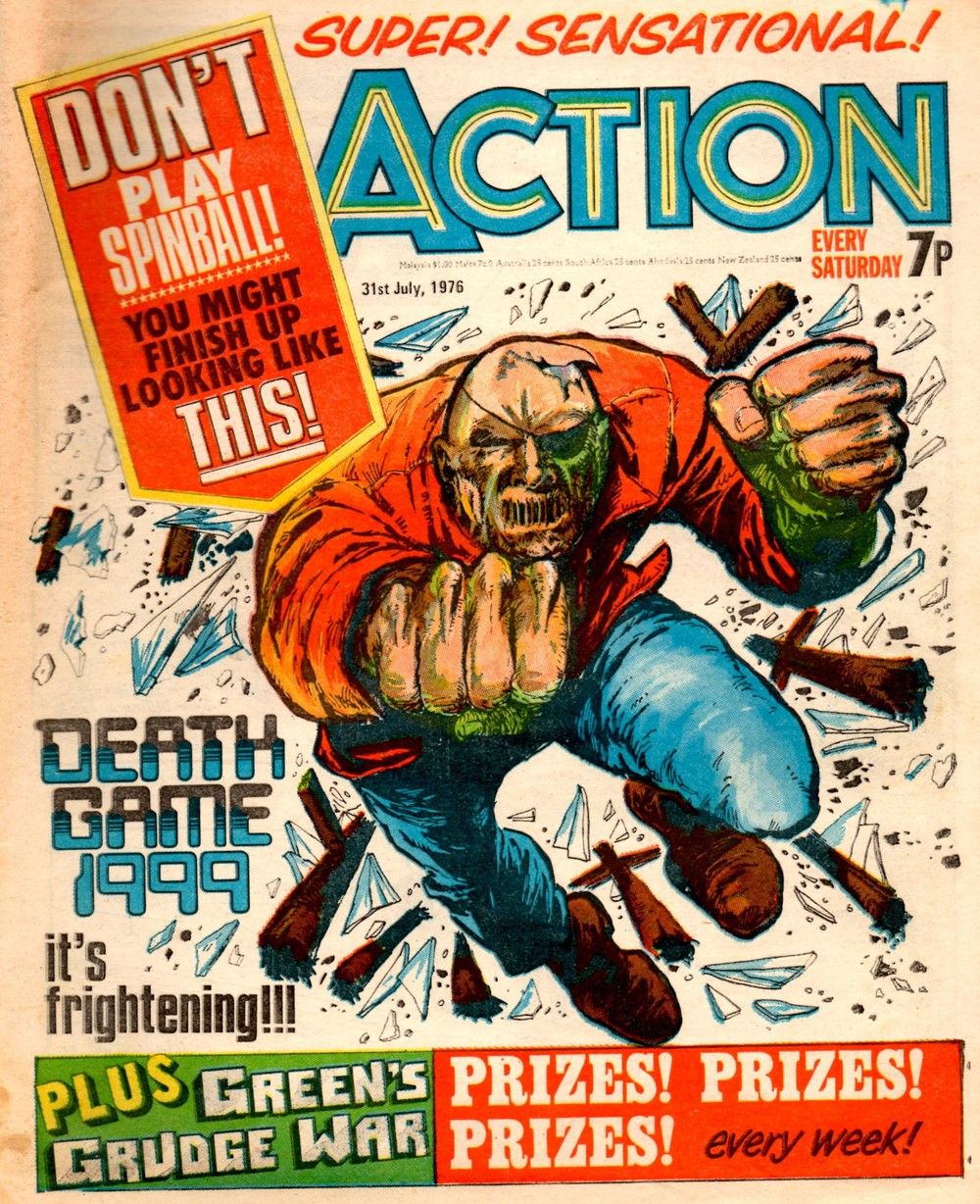 Action, 31 July 1976