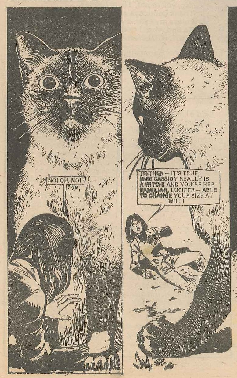 Miss Cassidy's Cat: Isidro Munes (artist)