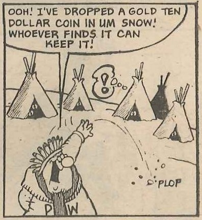 Big Chief Pow Wow: Leo Baxendale (artist)
