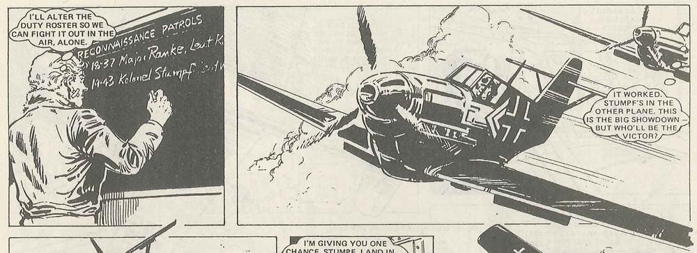 Lofty's One-man Luftwaffe