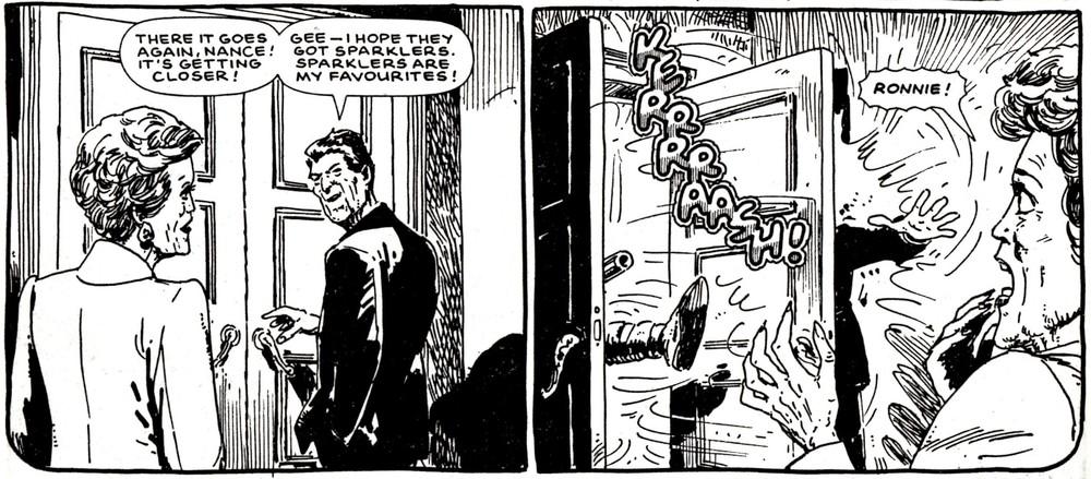 Strontium Dog: Bitch: Alan Grant (writer), Carlos Ezquerra (artist)