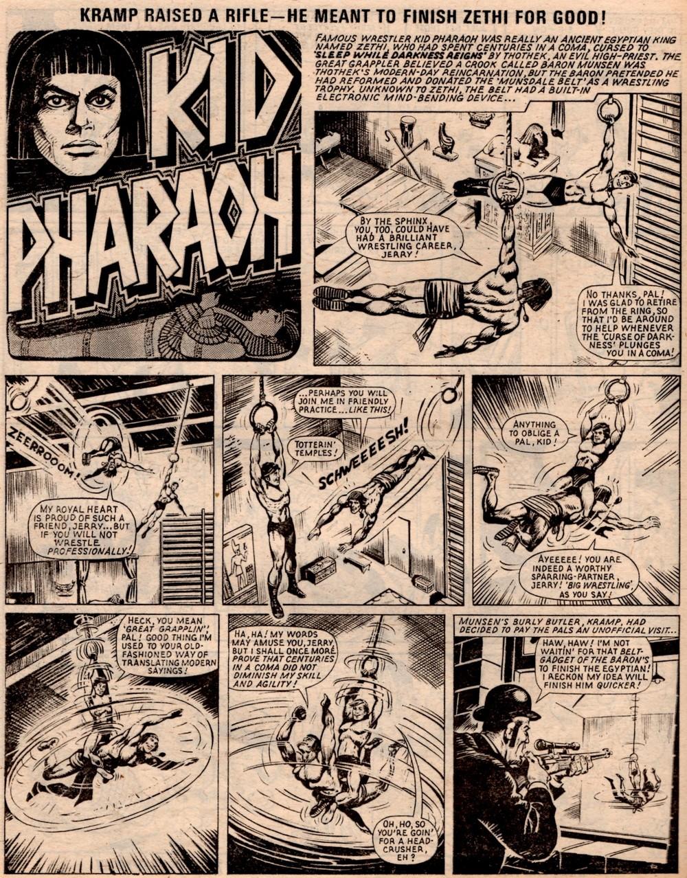 Kid Pharaoh: Solano Lopez studio (artist)
