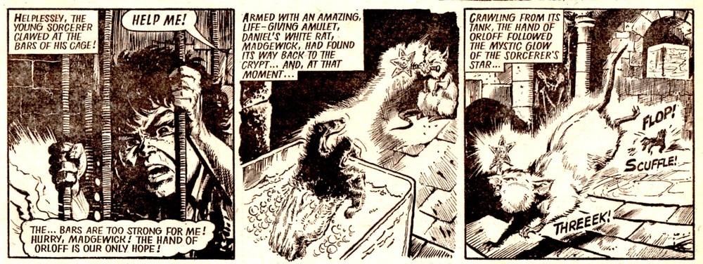 Danny Doom: Eric Bradbury (artist)