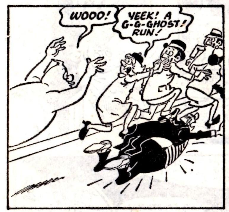 The Duke's Spook: Arthur Martin? (artist)