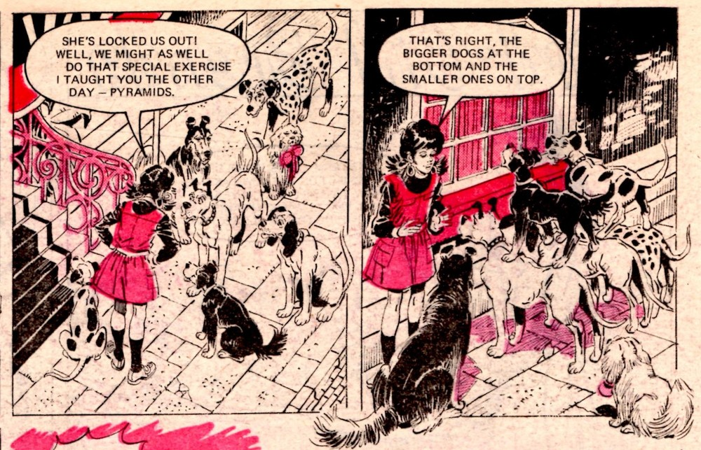 Dora Dogsbody: Jose Casanovas (artist)