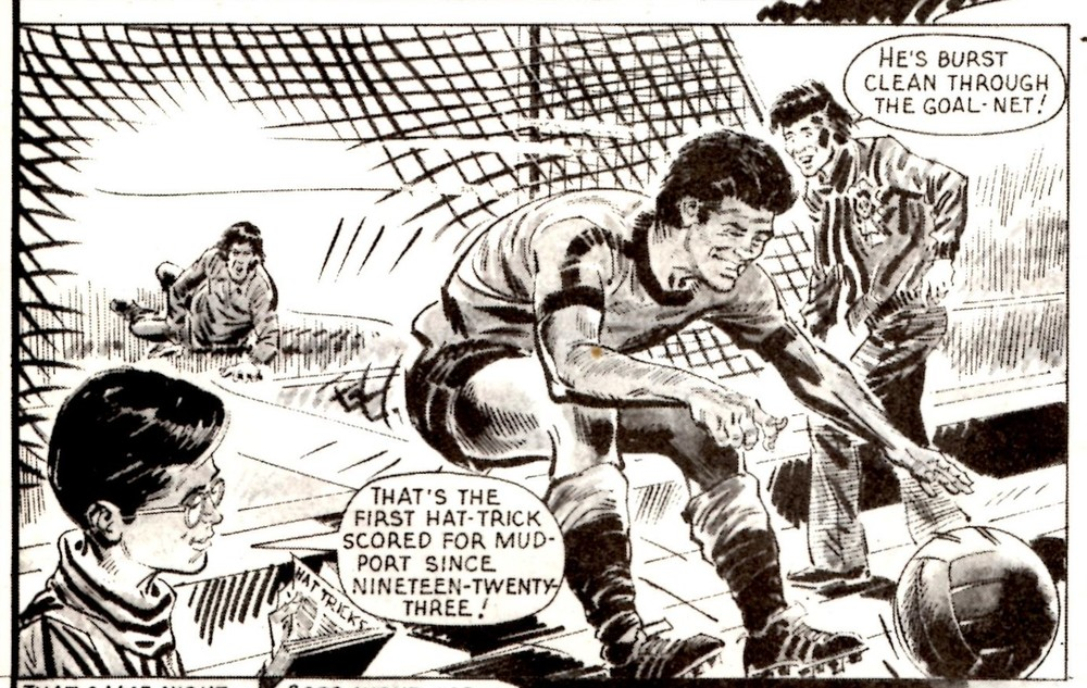 The Fastest Footballer on Earth: Barrie Mitchell (artist)