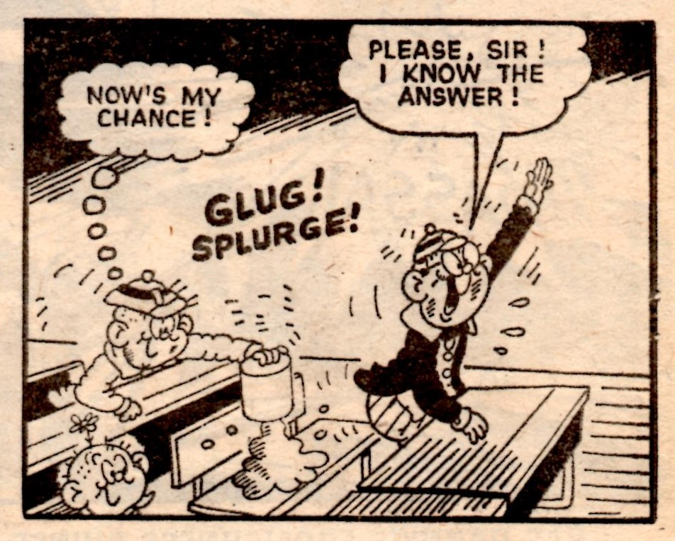 The Swots and the Blots: Leo Baxendale (artist)