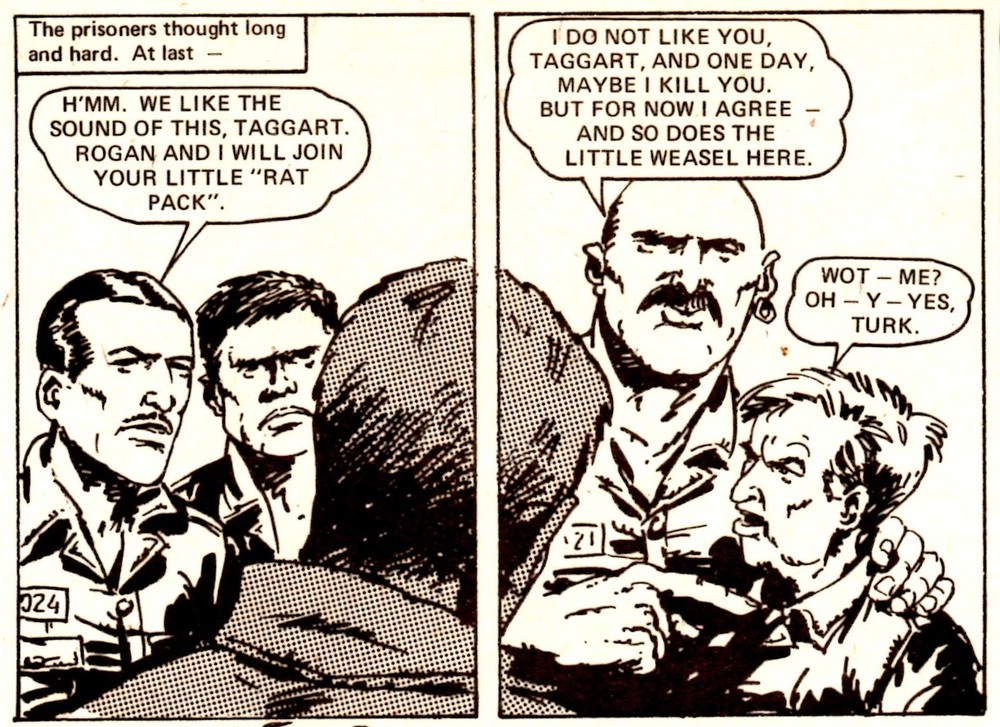 Rat Pack: Gerry Finley-Day (writer), Carlos Ezquerra (artist)