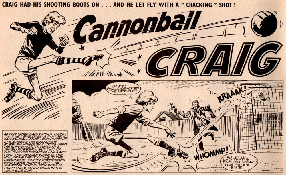 Cannonball Craig: Mike Western (artist)