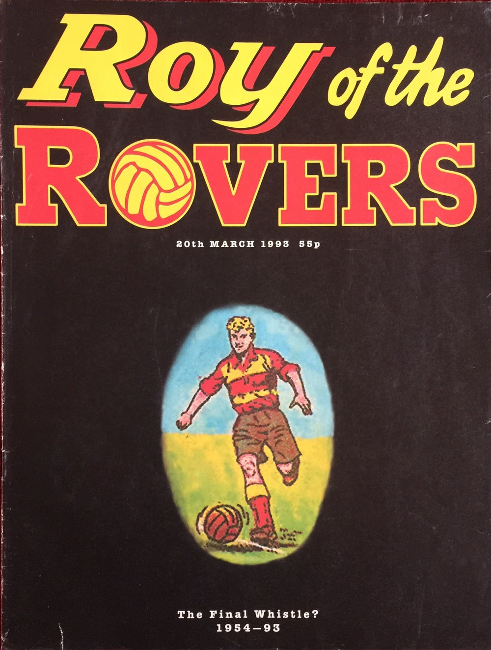 Cover artwork: Joe Colquhoun