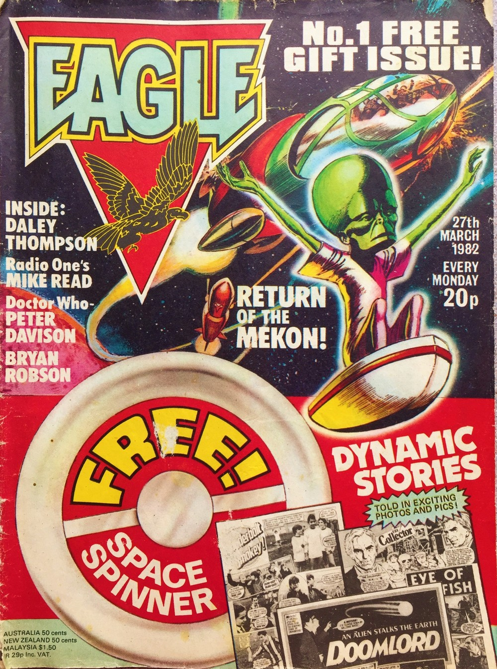 Cover artwork: Gerry Embleton