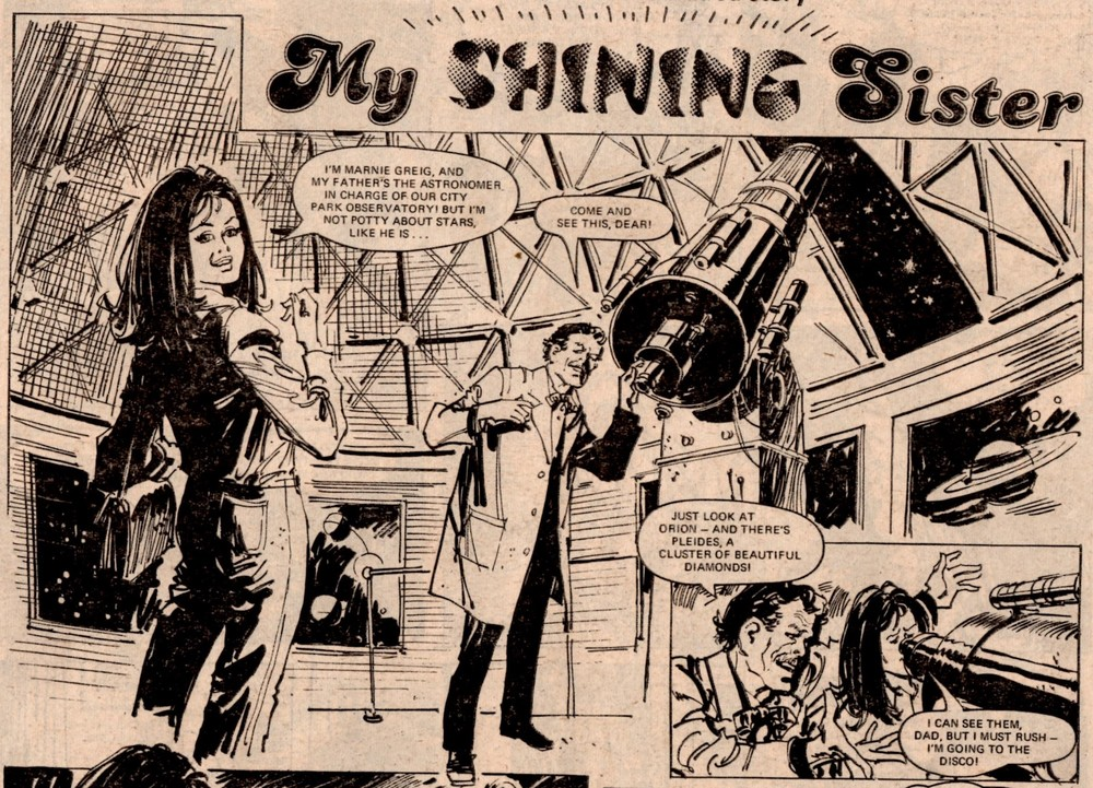 My Shining Sister: Douglas Perry (artist)
