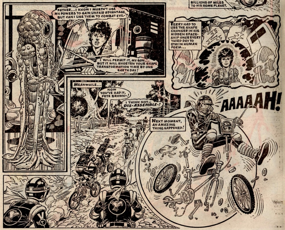 Star Rider: G Douglas (writer), Jose Casanovas (artist)