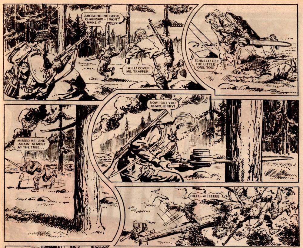 The Bootneck Boy: Gerry Finley-Day (writer), Giralt (artist)