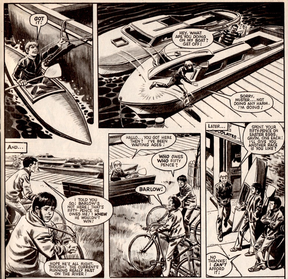 Speedboy: Mike White (artist)