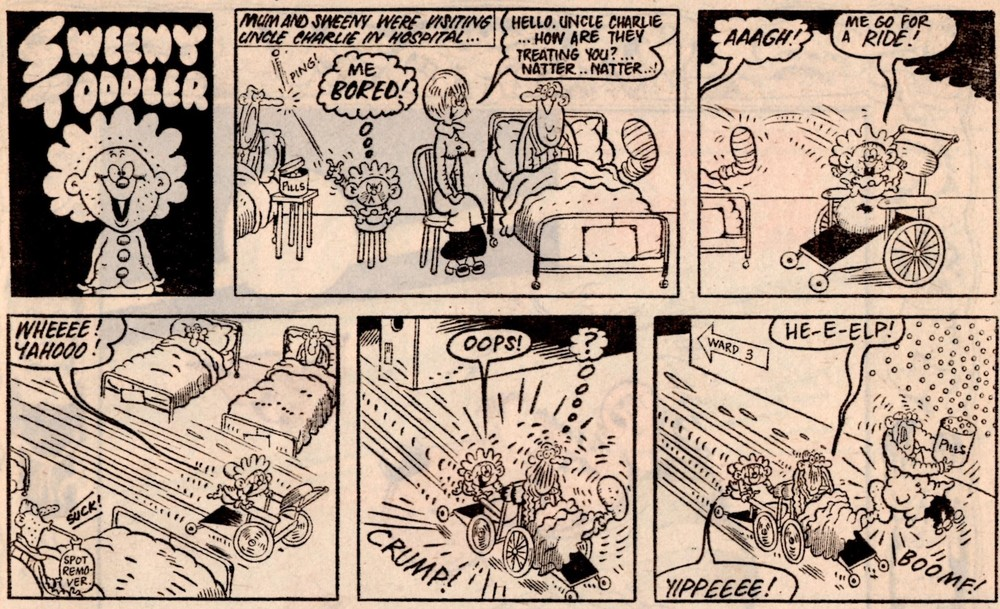 Sweeny Toddler: Leo Baxendale (artist)