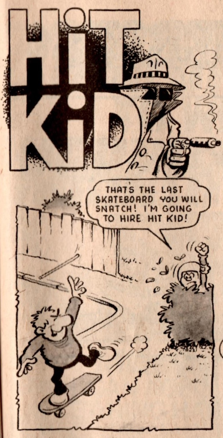 Hit Kid: Sid Burgon (artist)