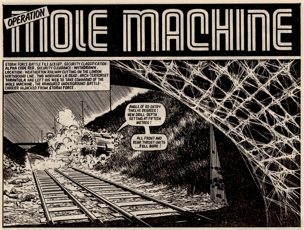 Operation Mole Machine: John Cooper (artist)