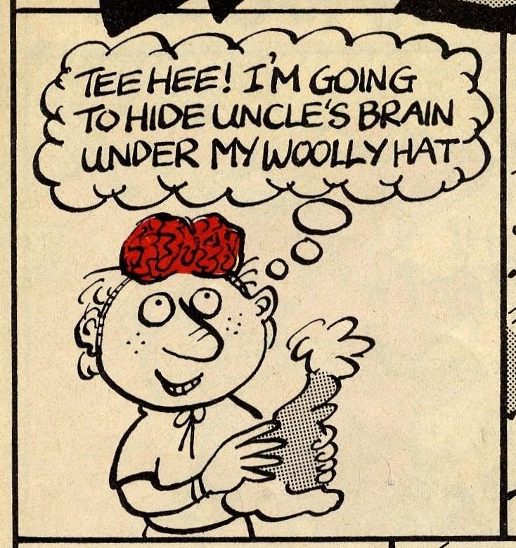 Billy's Brain: David Haldane (artist)
