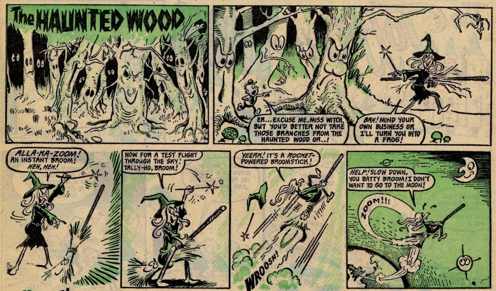The Haunted Wood: Sid Burgon (artist)