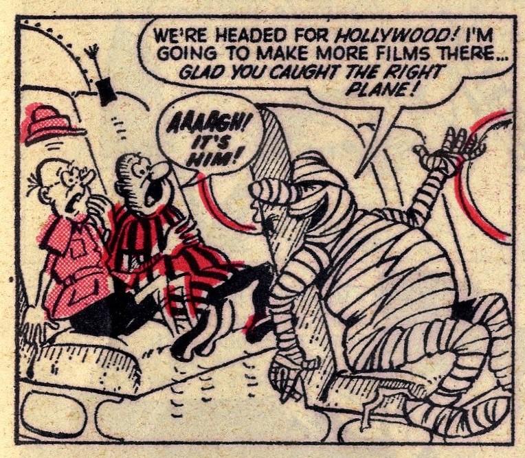 The Mummy's Curse: Arthur Martin (artist)