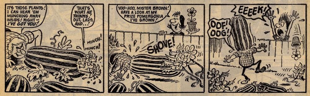 Biddy's Beastly Bloomers: Sid Burgon (artist)