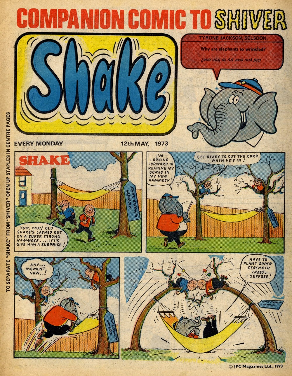 Shake: Mike Lacey (arist)