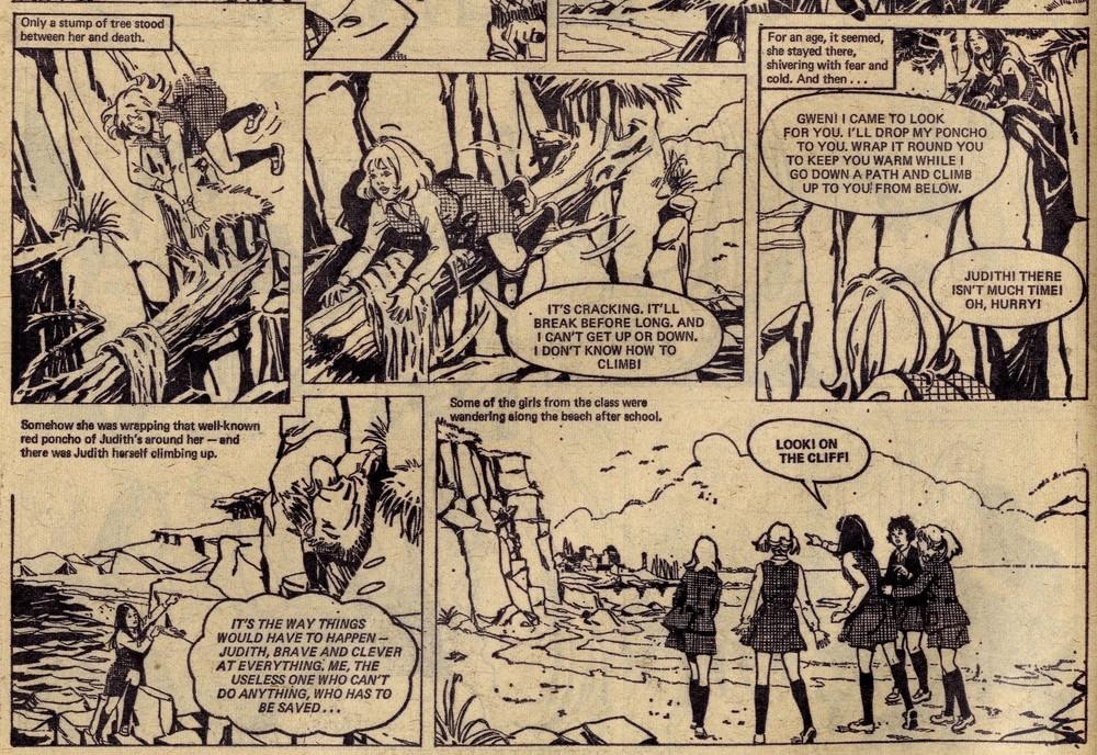 Gwen's Stolen Glory: Alan Davidson (writer)