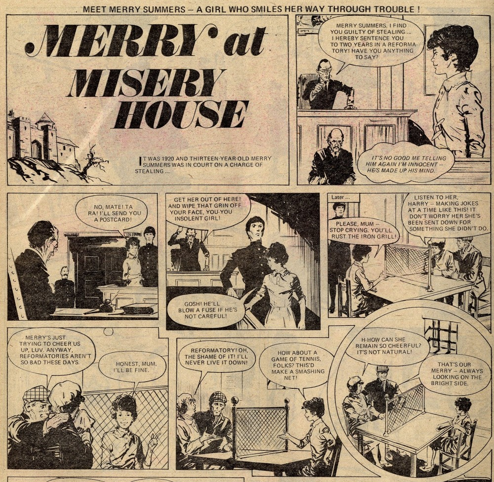 Merry at Misery House: Terence Magee (writer)