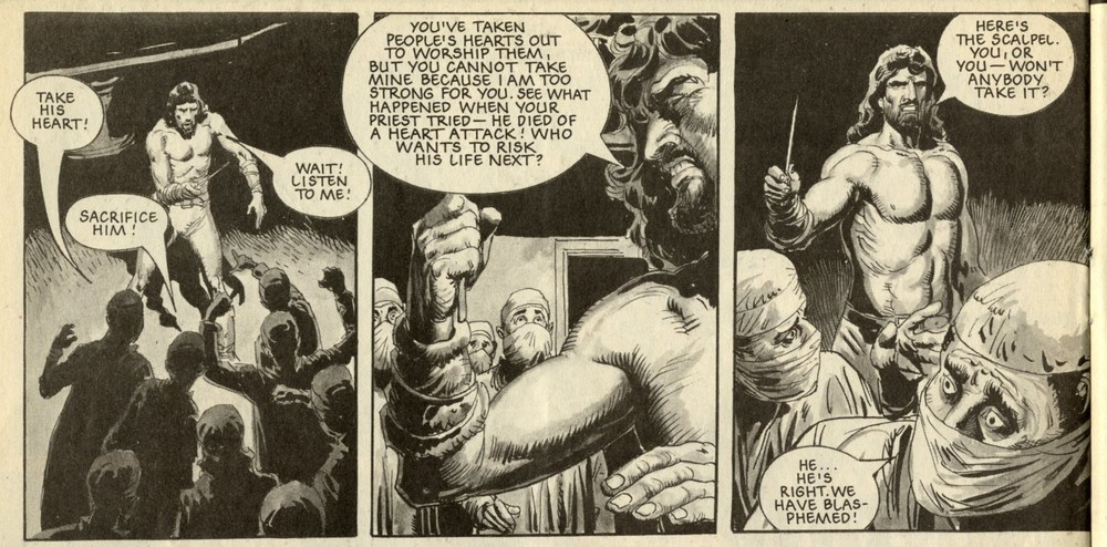 The Tower King: Alan Hebden (writer), Jose Ortiz (artist)
