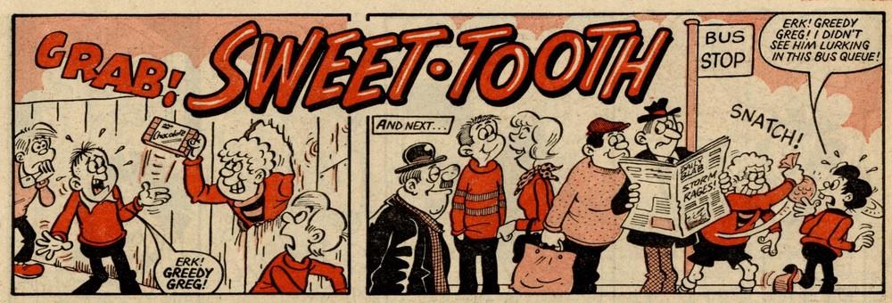 Sweet Tooth: Trevor Metcalfe (artist)