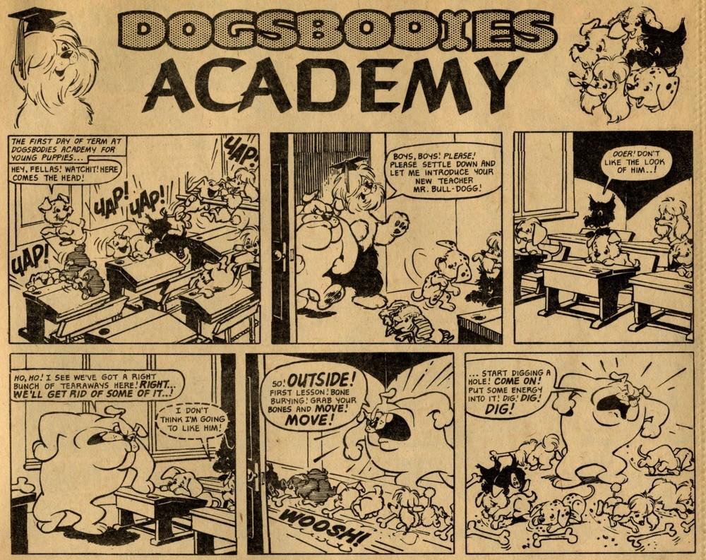 Dogsbodies Academy: Nadal (artist)